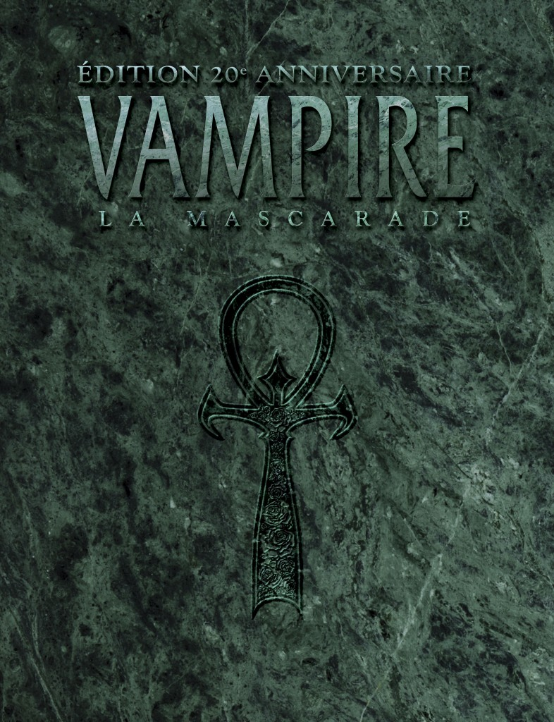 Vampire La Mascarade, édition 20e anniversaire