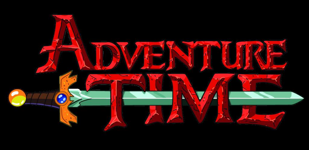 Logo Adventure Time