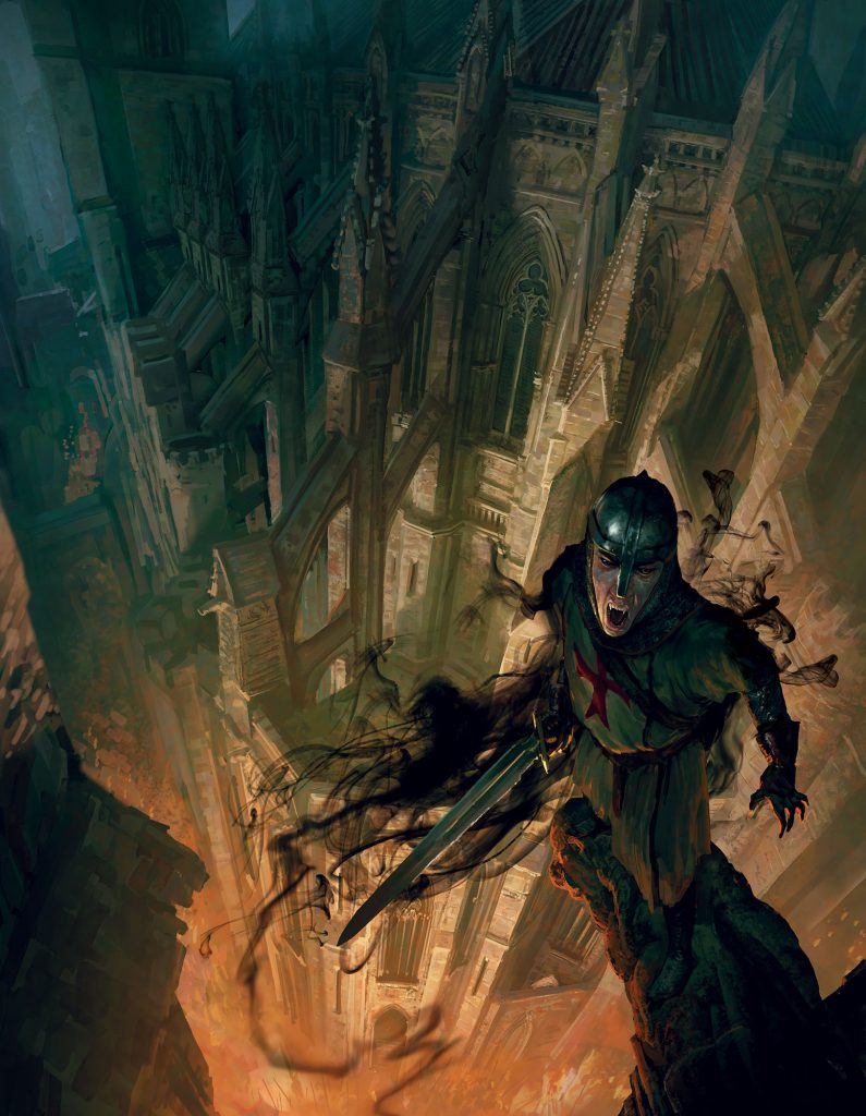 Couverture de France By Night par Marc Simonetti